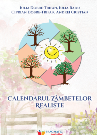 Pragmatic Publishing – Calendarul zâmbetelor realiste – Coperta1