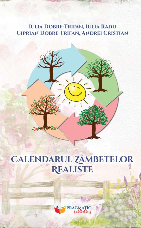 Pragmatic Publishing - Calendarul zâmbetelor realiste - Coperta1